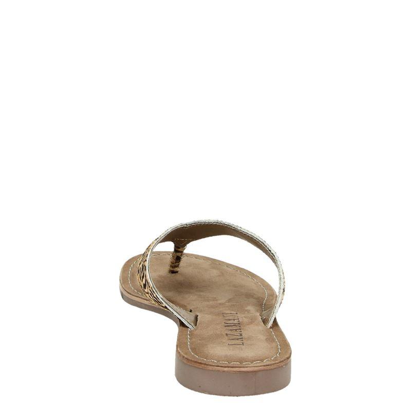 Lazamani - Slippers - Bruin