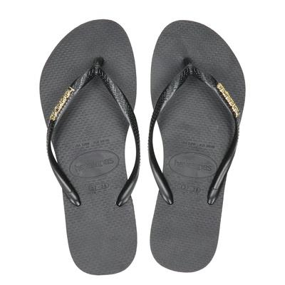 Havaianas dames slippers zwart