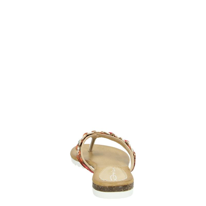 Dolcis - Slippers - Beige