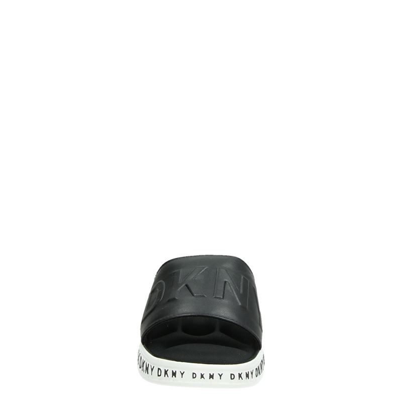 DKNY Mara Slide - Slippers - Zwart