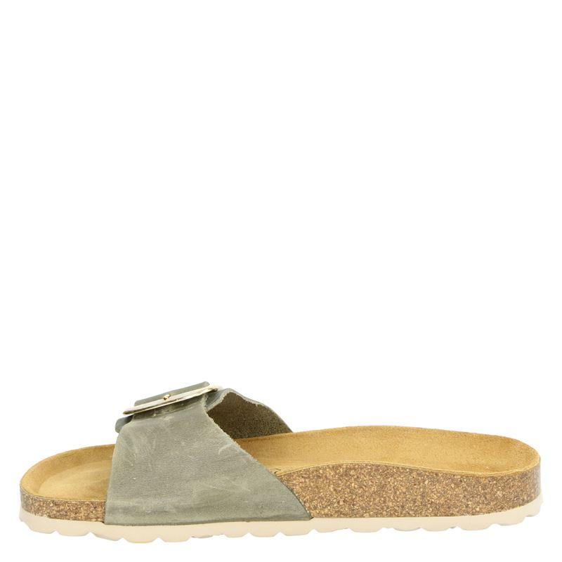 Nelson - Slippers - Groen