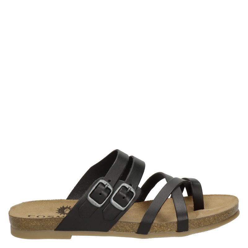 Cosmos - Slippers - Zwart