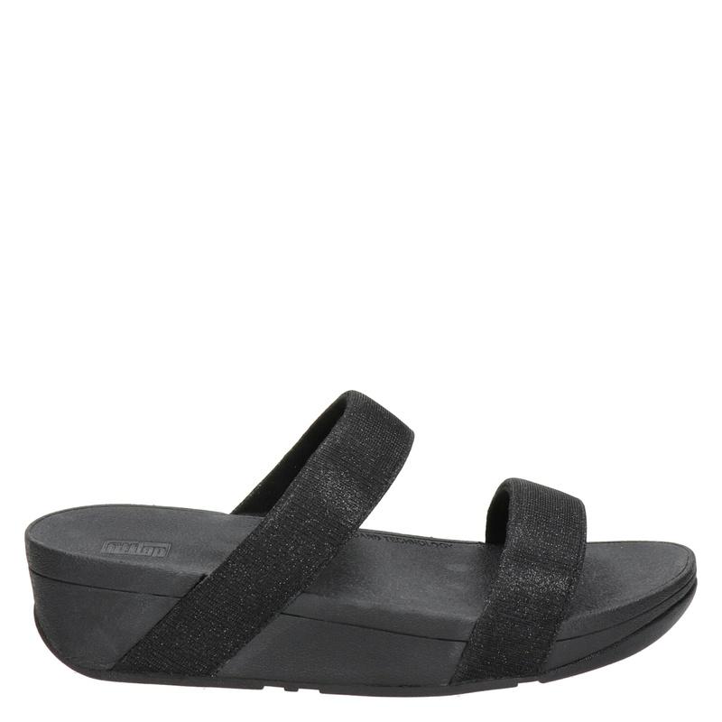 Fitflop Lottie Glitzy - Slippers - Zwart