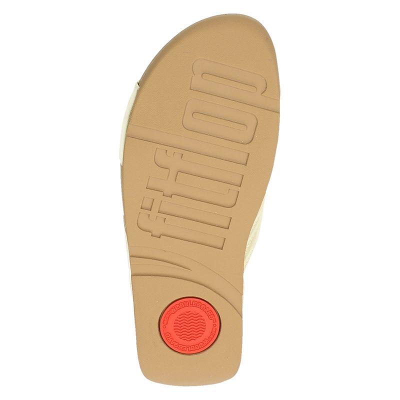Fitflop Lulu - Slippers - Goud