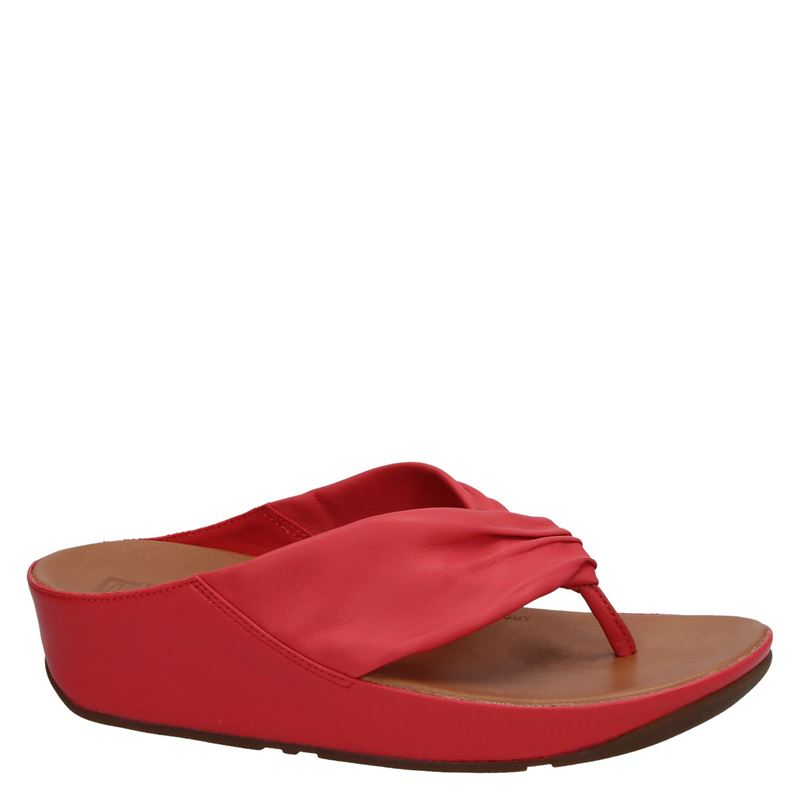 Fitflop Twiss - Slippers - Rood