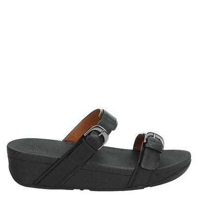 Fitflop dames sandalen zwart