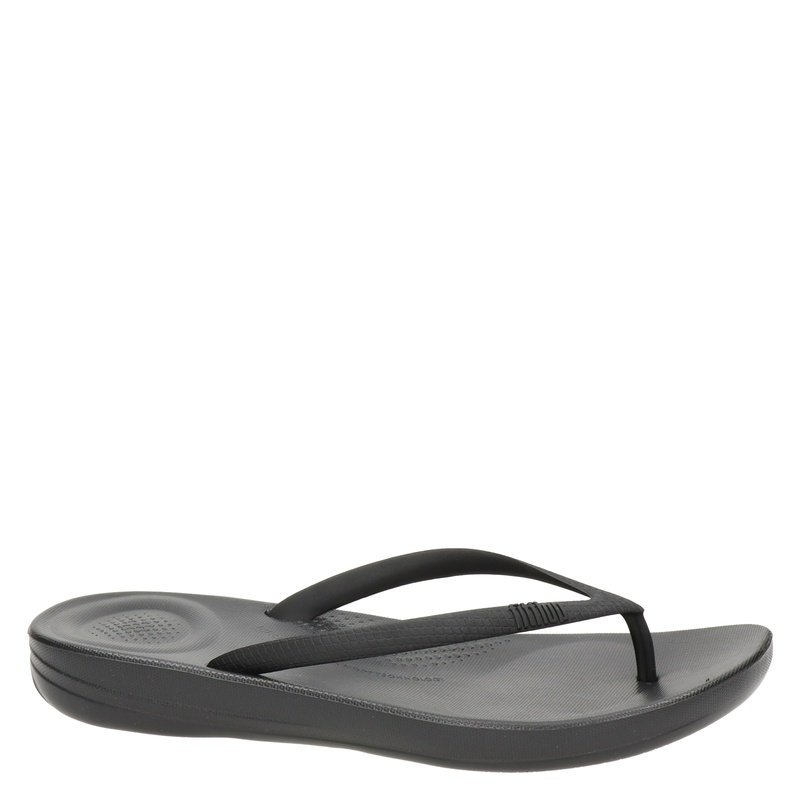 Fitflop Iqushion Ergonomic - Slippers - Zwart