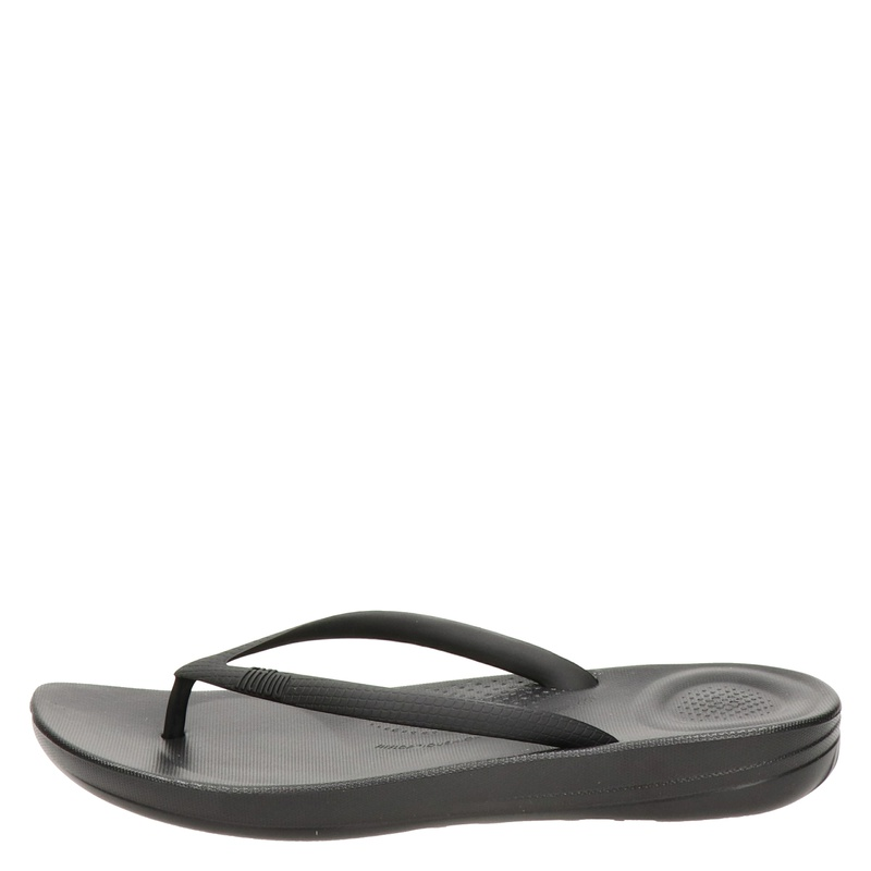 Fitflop Iqushion Ergonomic - Slippers - Zwart