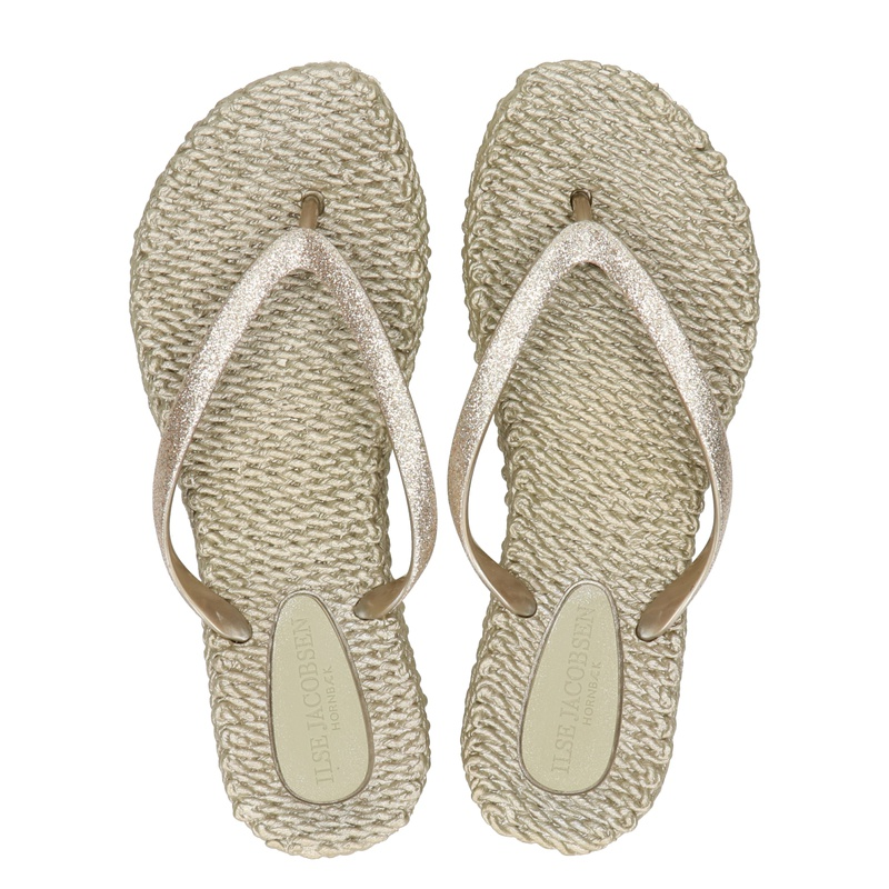 Ilse Jacobsen Cheerful - Slippers - Goud