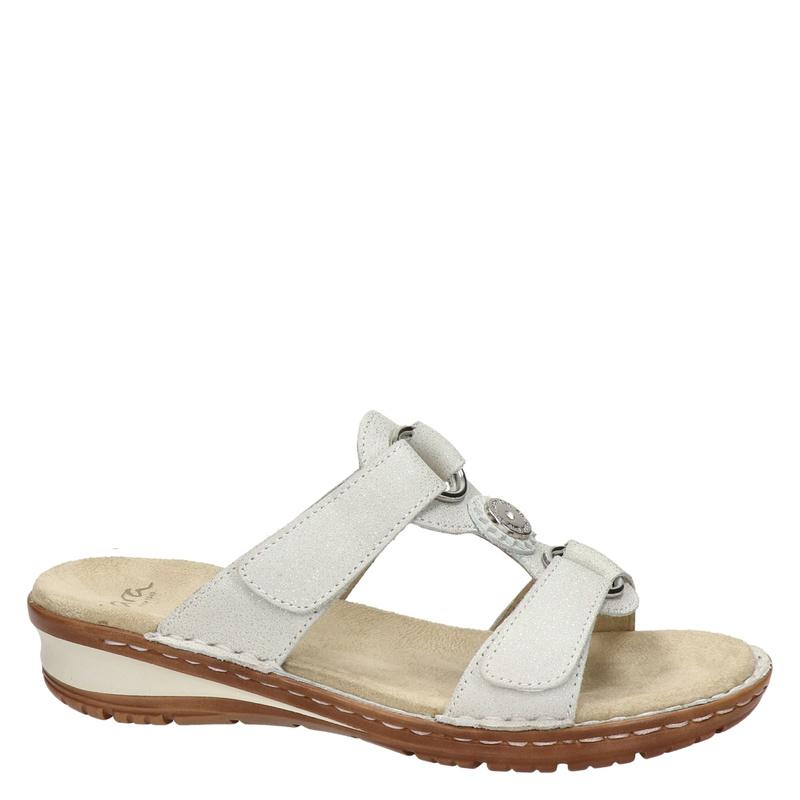 Ara - Slippers - Ecru