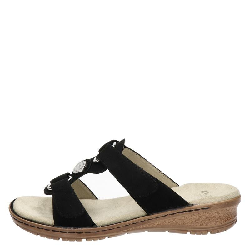 Ara Hawaii - Slippers - Zwart