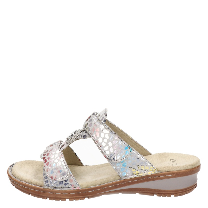 Ara Hawaii - Slippers - Zilver
