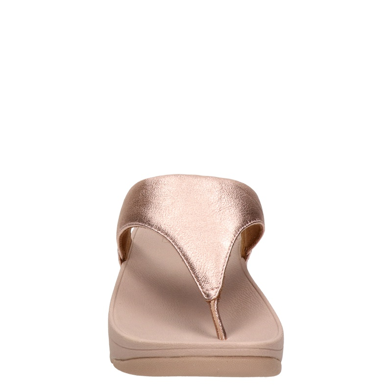 Fitflop Lulu - Slippers - Rose goud