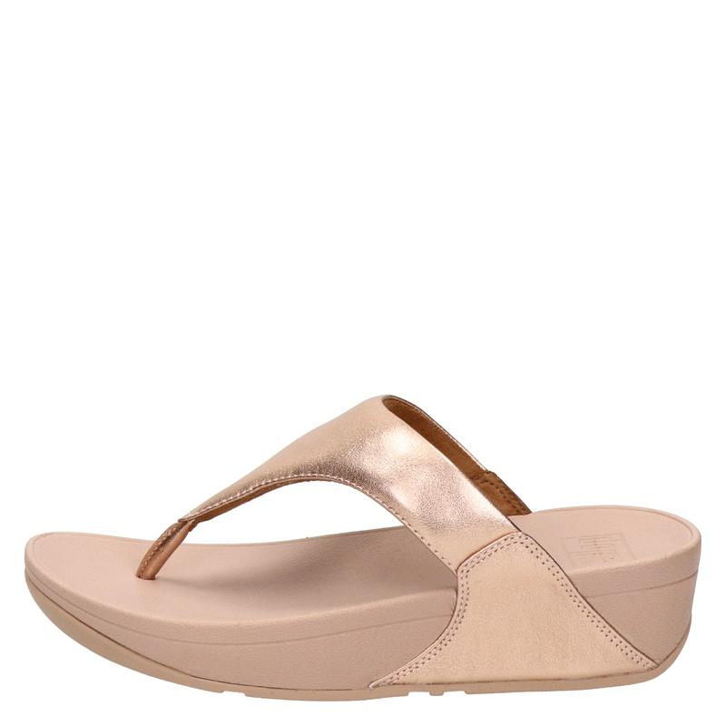 Fitflop Lulu - Slippers - Rose goud