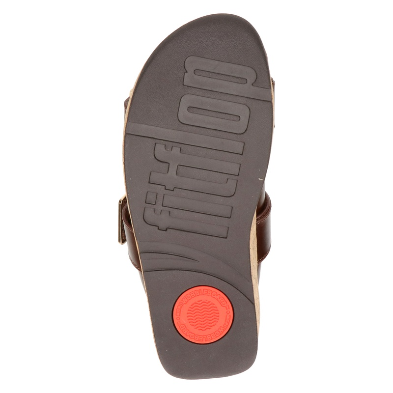 Fitflop Remi - Slippers - Bruin