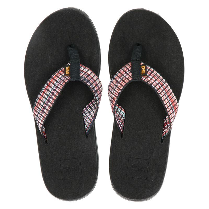 Teva Voya Flip - Slippers - Zwart
