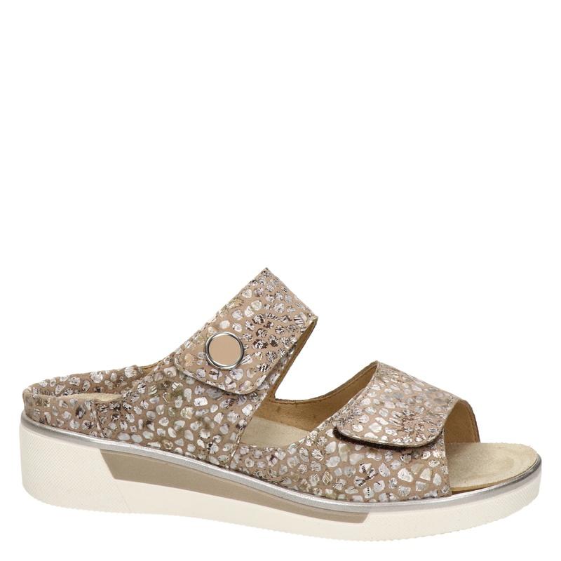 Ara - Slippers - Beige