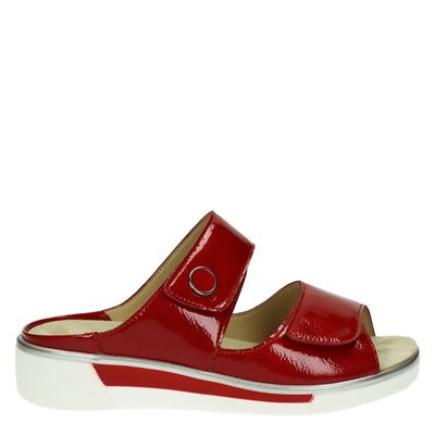 Ara dames sandalen rood