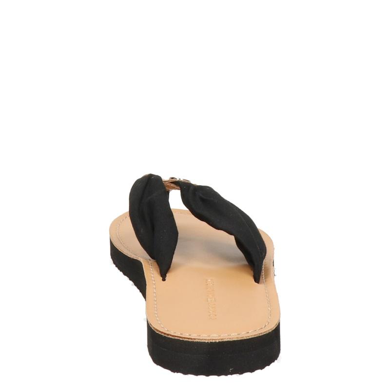 Tommy Hilfiger Sport - Slippers - Zwart