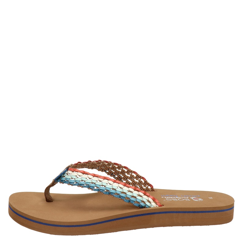 Bobs Sunset - Slippers - Blauw