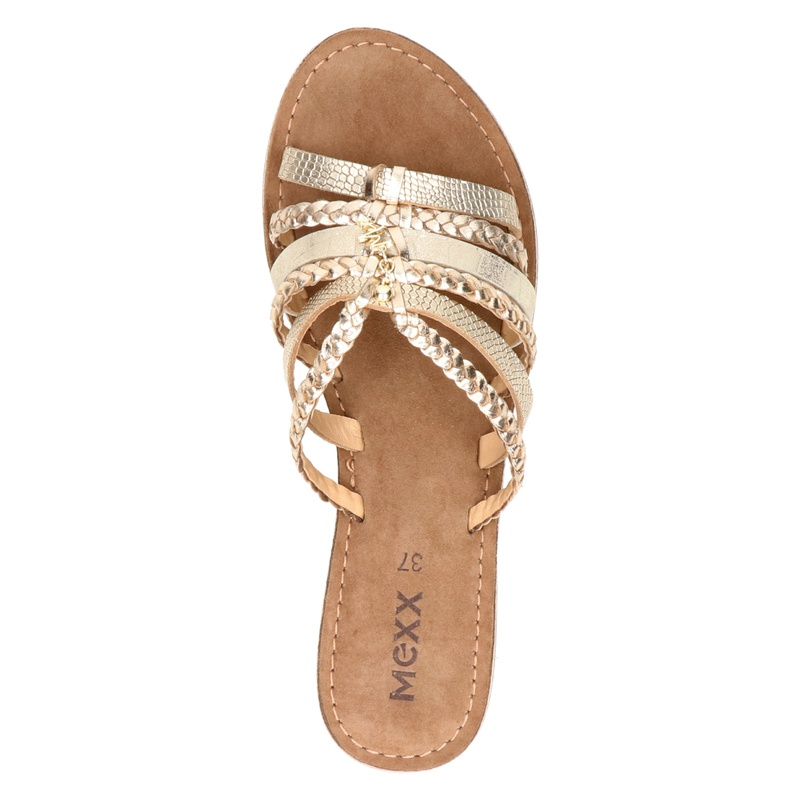Mexx Early - Slippers - Goud