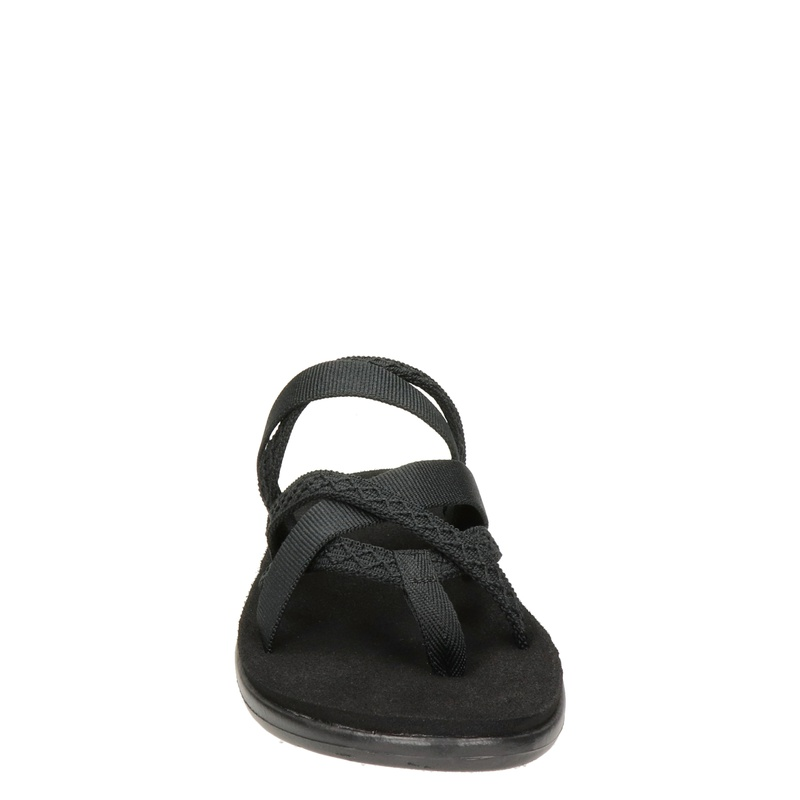 Teva Voya Zillesa - Slippers - Zwart