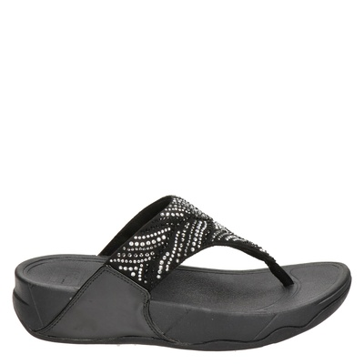 Fitflop Lulu Crystal Feather - Slippers