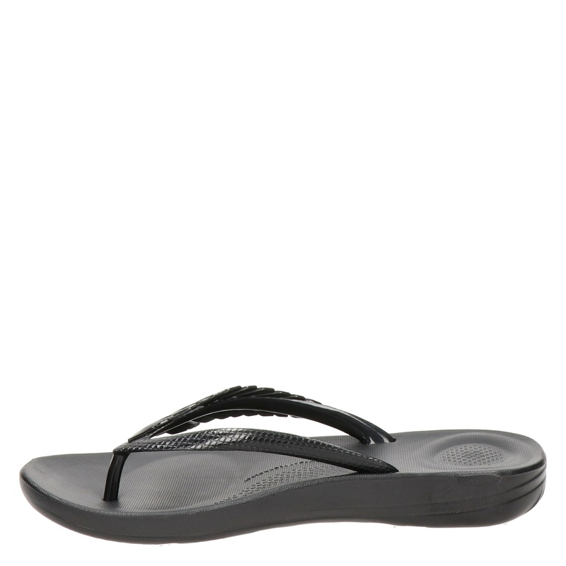 Fitflop IQushion - Slippers - Zwart