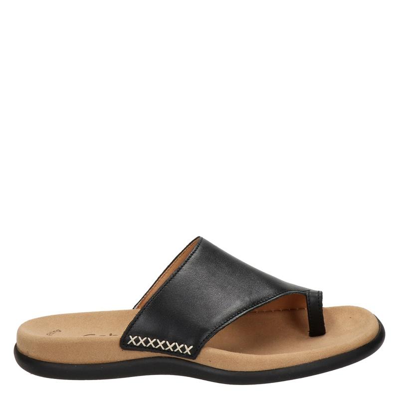 Gabor - Slippers - Zwart