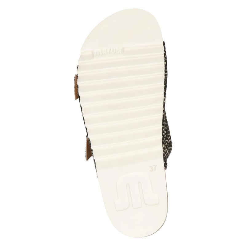 Maruti Bellona - Slippers - Zwart
