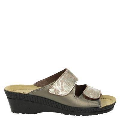 Rohde dames pantoffels beige