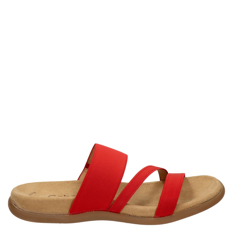 Gabor - Sandalen - Rood