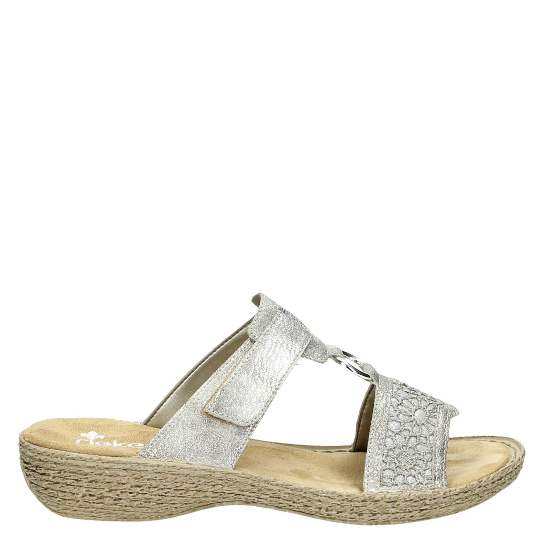 Argent Chaussures Rieker 2tYtr