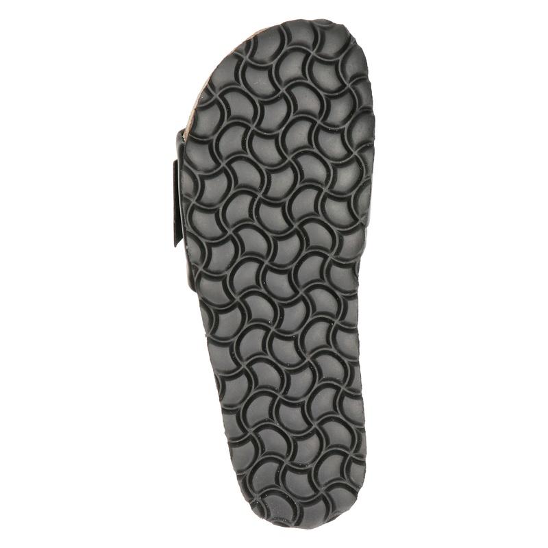 Verbenas - Slippers - Zwart