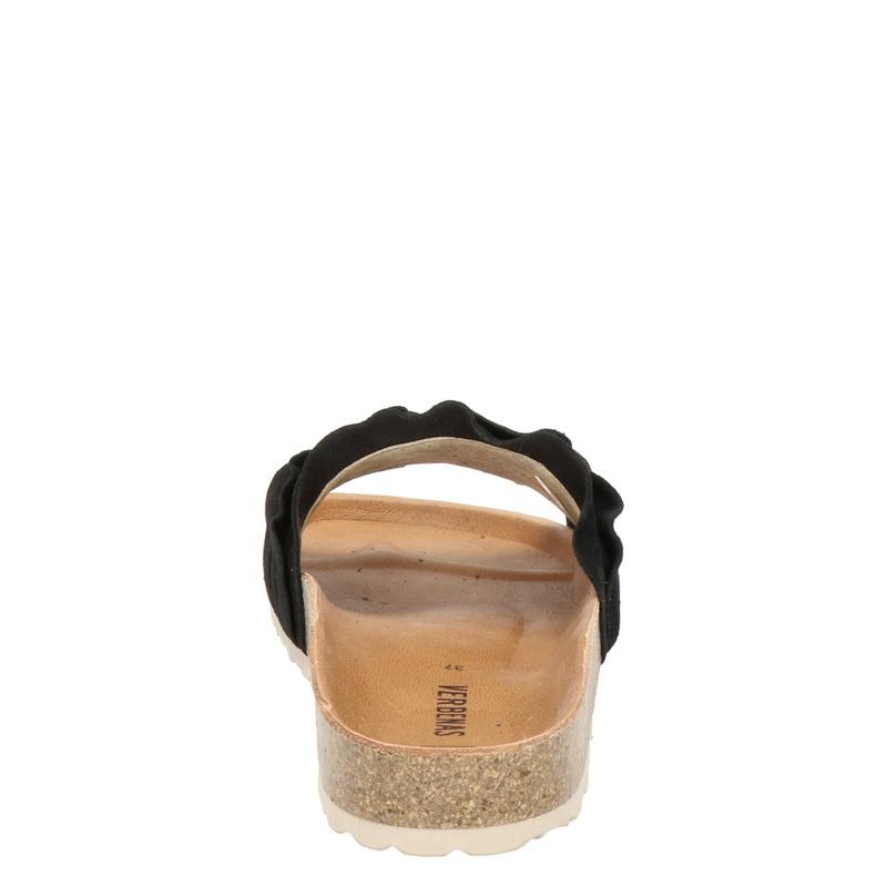 Verbenas Rocio - Slippers - Zwart
