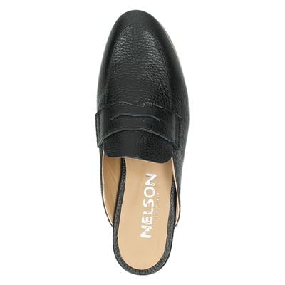 Nelson dames mocassins & loafers Zwart