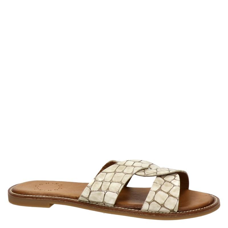 Nelson - Slippers - Beige