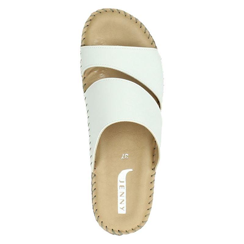 Jenny - Slippers - Wit