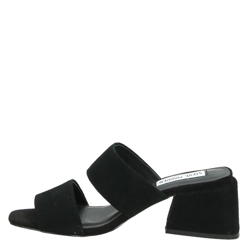 Steve Madden Keline - Slippers - Zwart