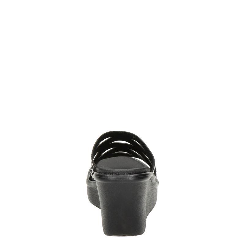 Skechers Rumble Up - Sleehak - Zwart