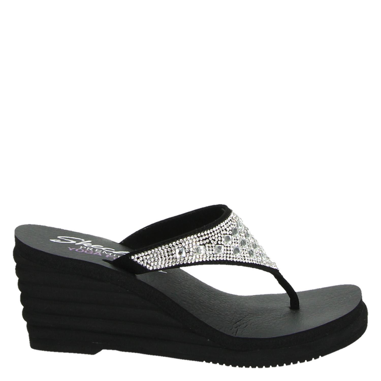 Skechers Soulier Noir - Femmes - Taille 36 EDDPqc7RSN