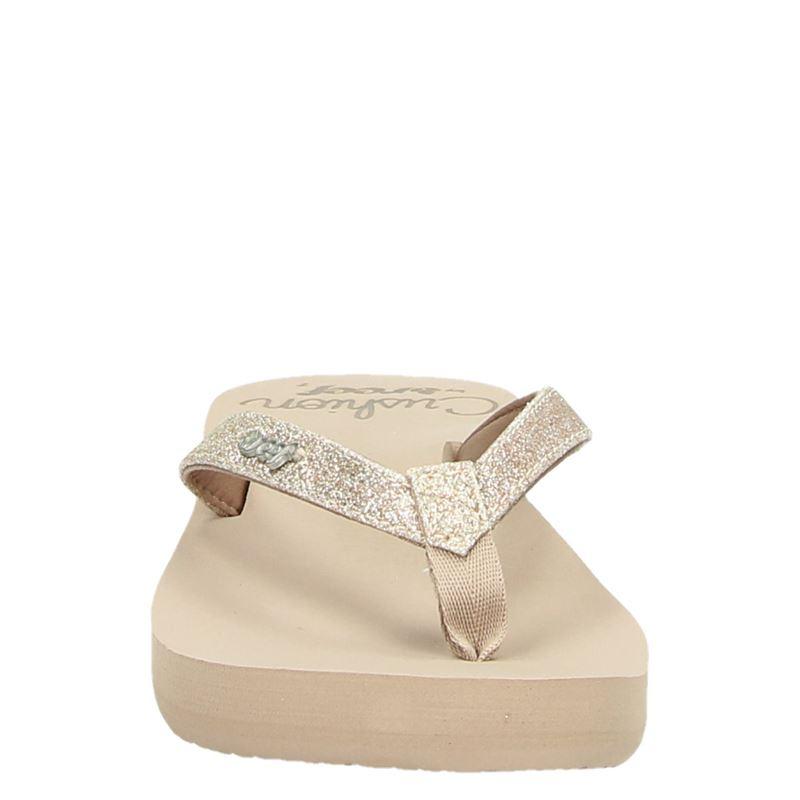 Reef Star Cushion Sassy - Slippers - Beige