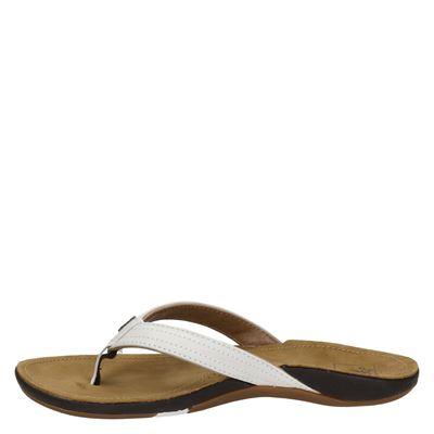 Reef Miss J-Baydames slippers Wit