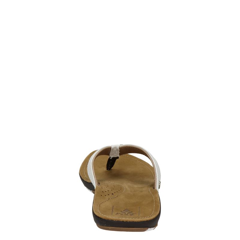 Reef Miss J-Bay - Slippers - Wit