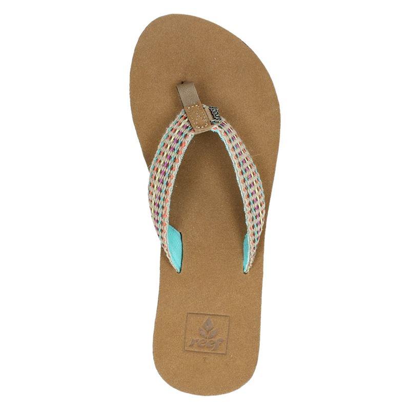 Reef Gypsylove - Slippers - Blauw