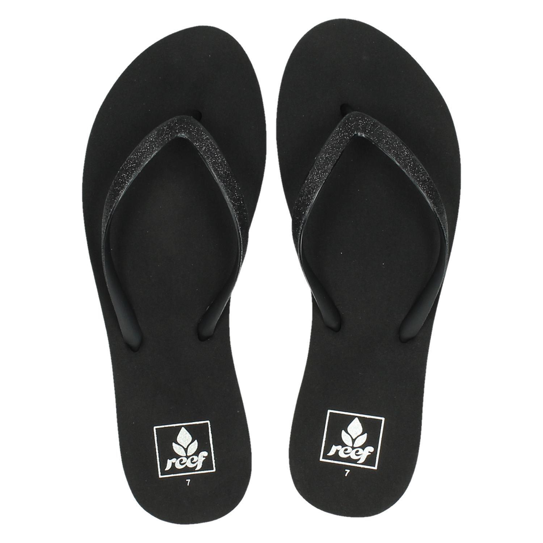 4726ad027bec Reef Stargazer dames slippers zwart