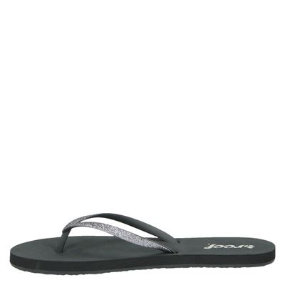 Reef Stargazerdames slippers Grijs