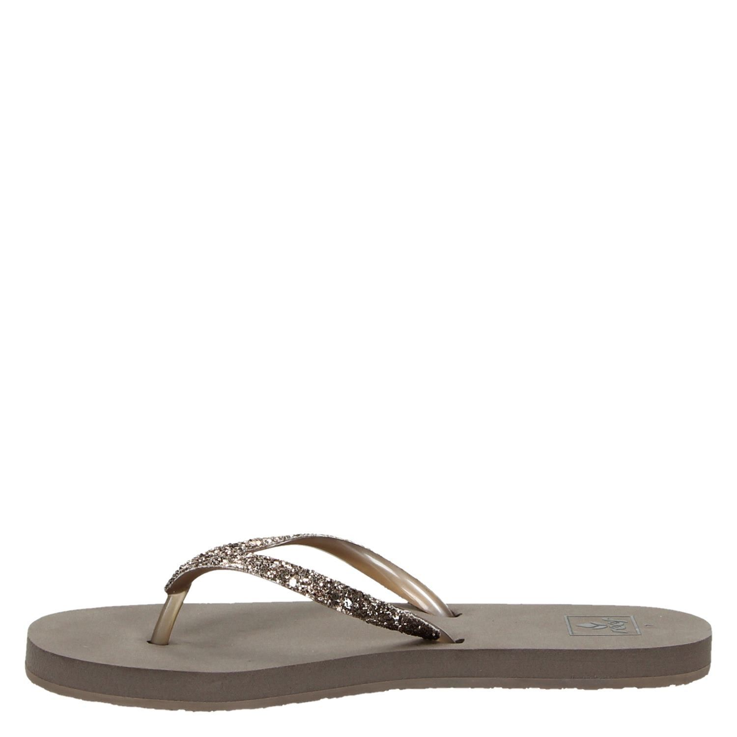 Reef Slippers Taupe Dames Normaal Stargazer 35ALqjR4