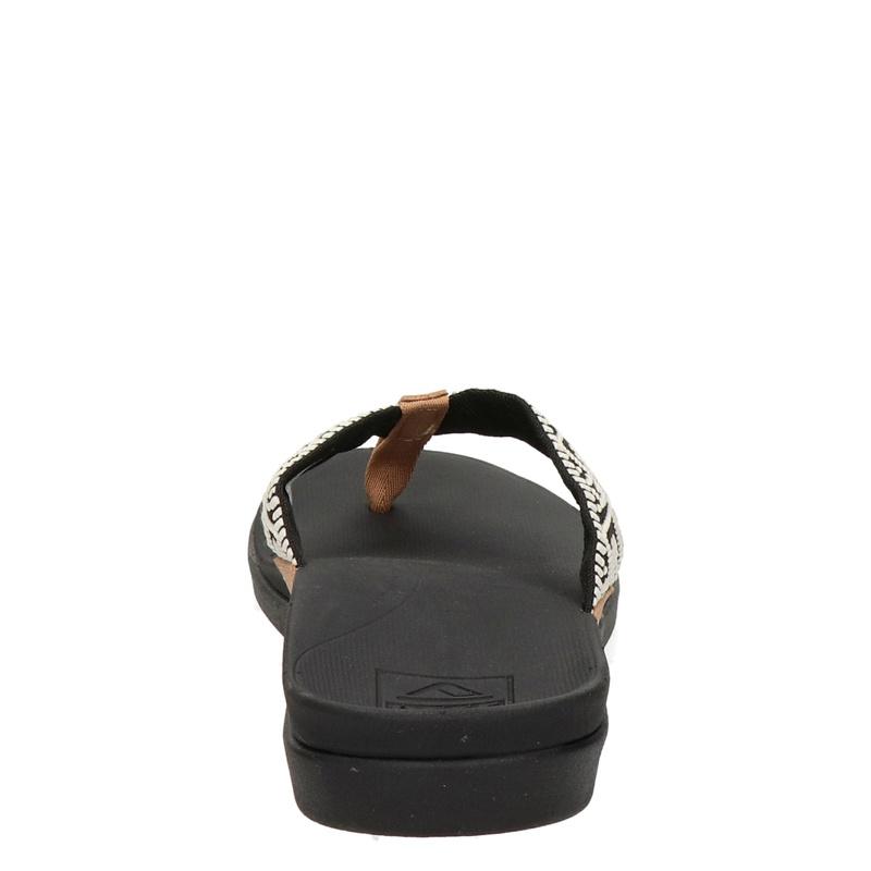 Reef Ortho-Bounce - Slippers - Zwart