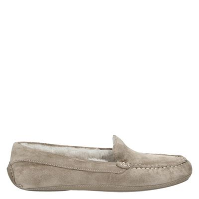 Ecco dames pantoffels beige